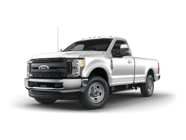 2019 Ford F-350 4x4 Regular Cab XL Truck